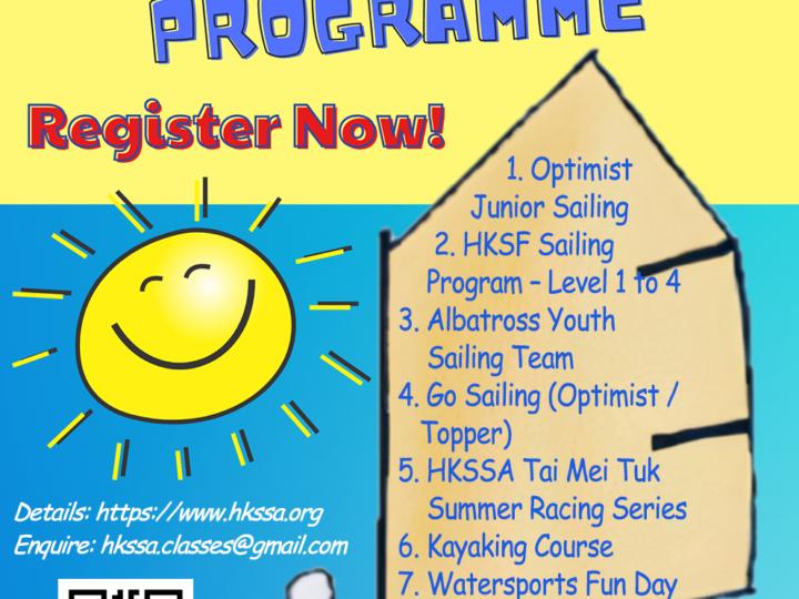 2021 Summer Programme